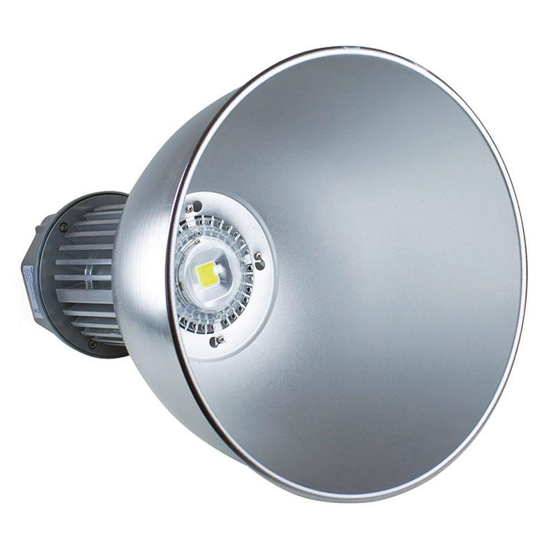 Campana industrial 120w ledbox for Cuantos lumenes tiene una bombilla de 60w